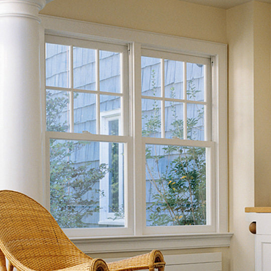 Double hung pioneer millwork - Artistic wood clad design for warm essence in your house ...