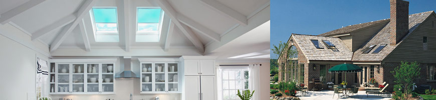 Velux - Skylights, Blinds and Sun Tunnels