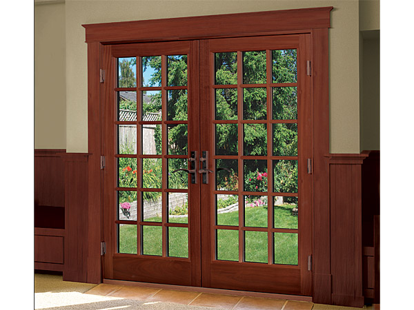 Milguard doors milgard aluminum patio doors for In swing french patio doors